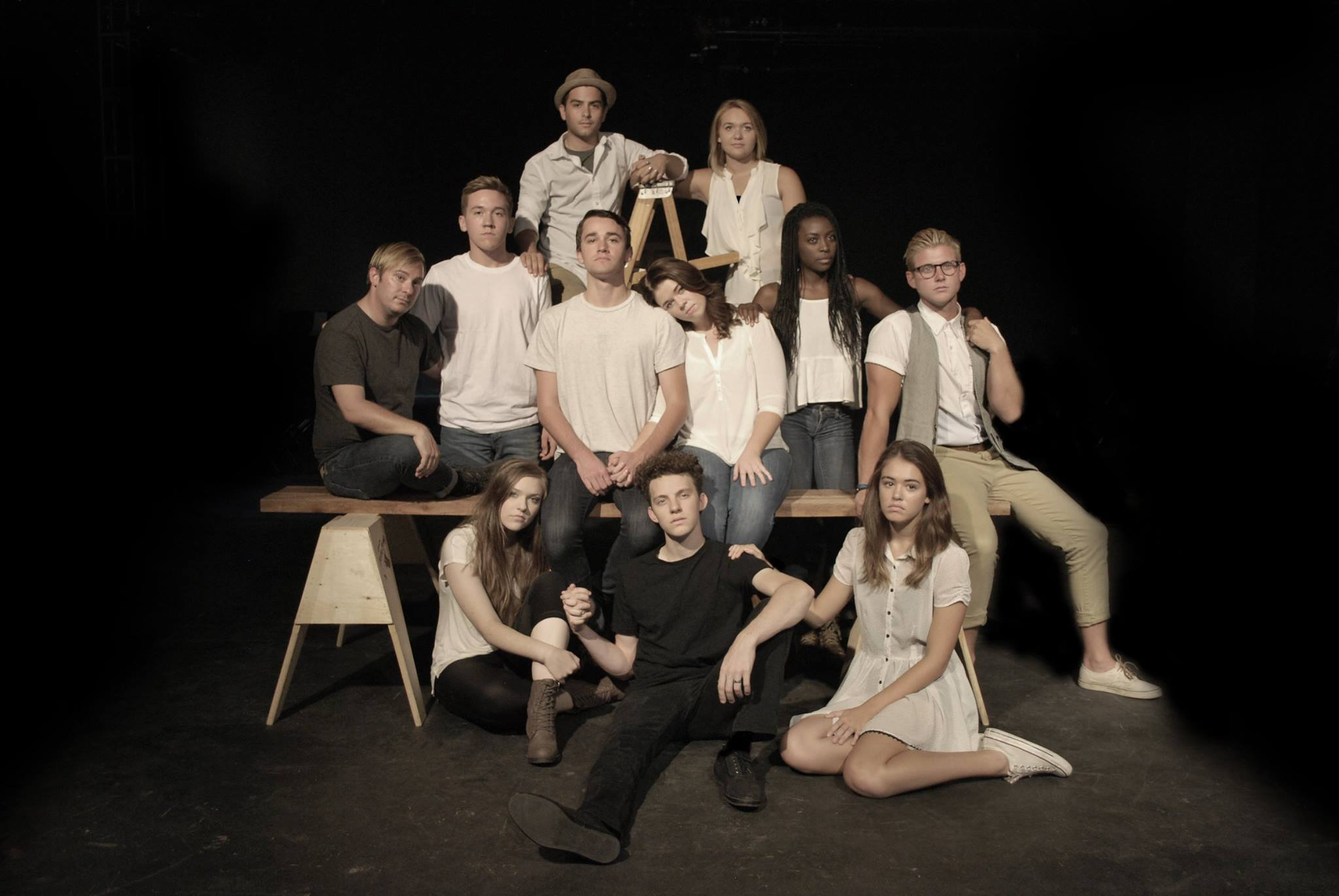 The Company of Spring Awakening
