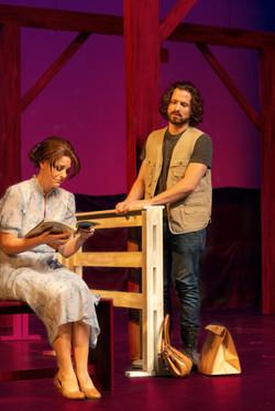 Mary Morrow as Francesca & Nick Szoeke as Robert