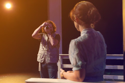 Nick Szoeke as Robert & Mary Morrow as Francesca