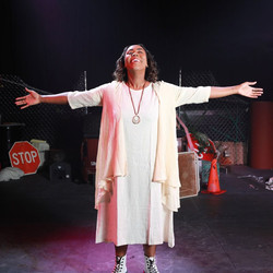 Tayler Harris as Jesus