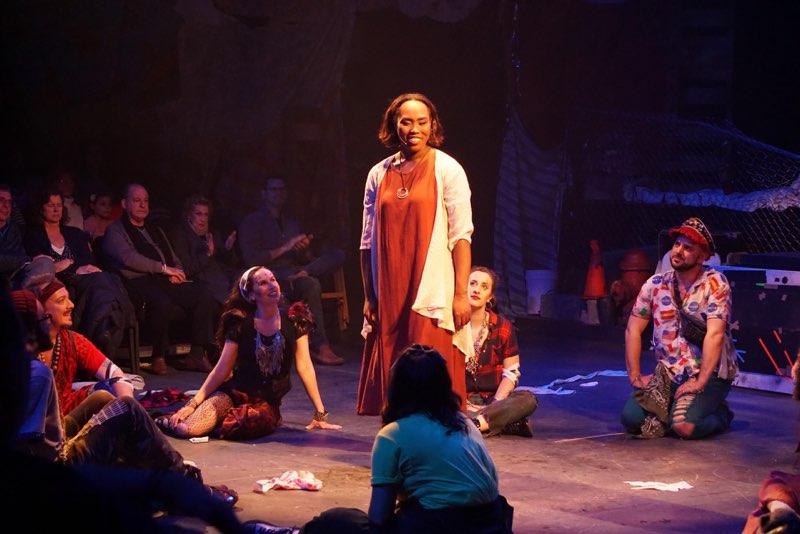 Tayler Harris as Jesus