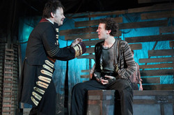 The Company of Peter and the Starcatcher