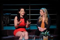 Cassandra Nuss as Casey & Lauren King Thomson as Lauren