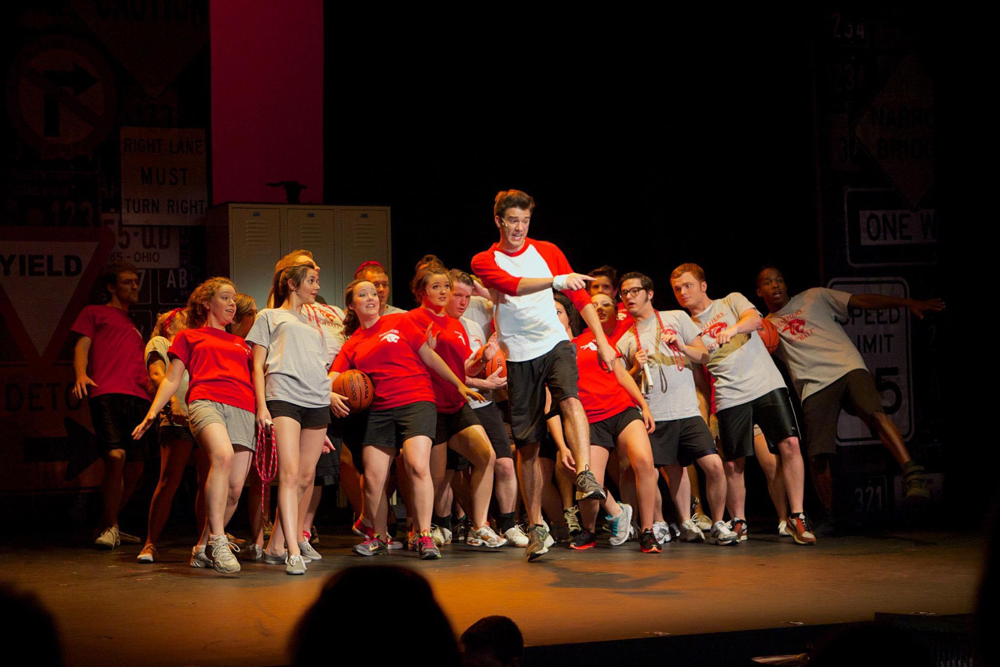 The Company of Footloose