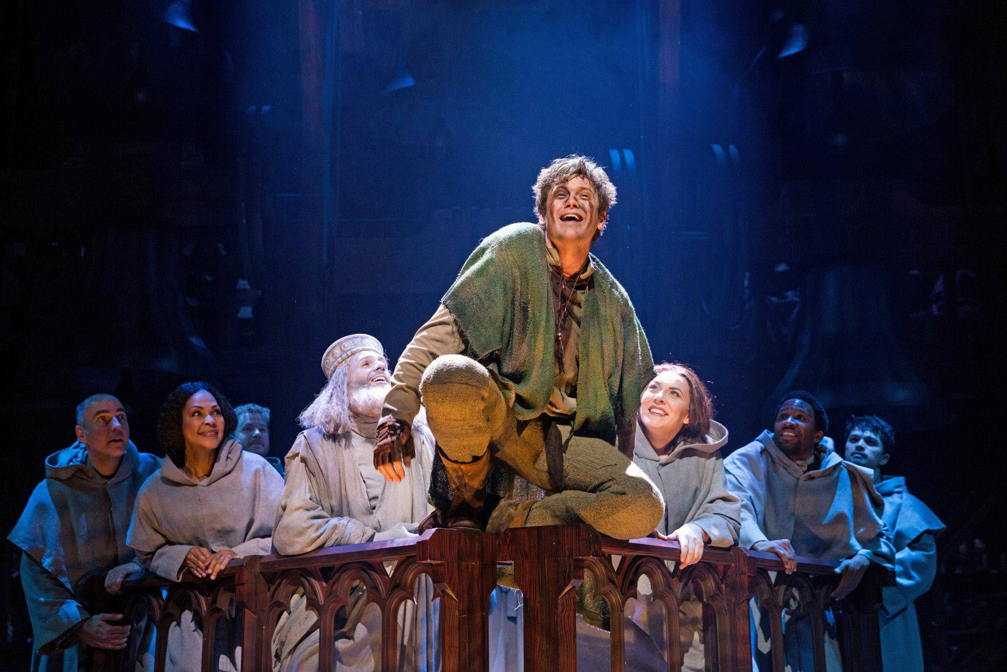 The Company of The Hunchback of Notre Dame