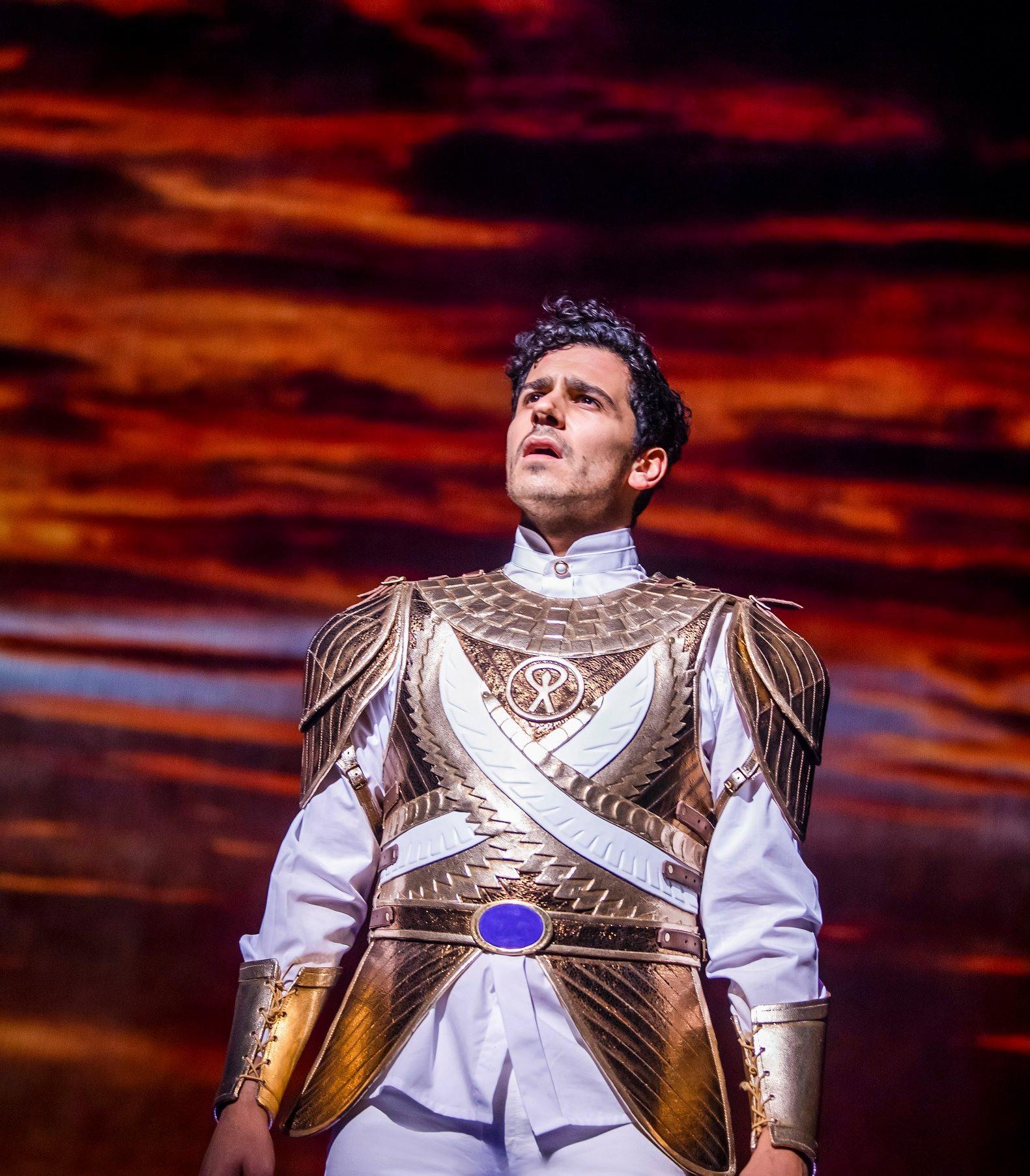 Liam Tamne as Ramses