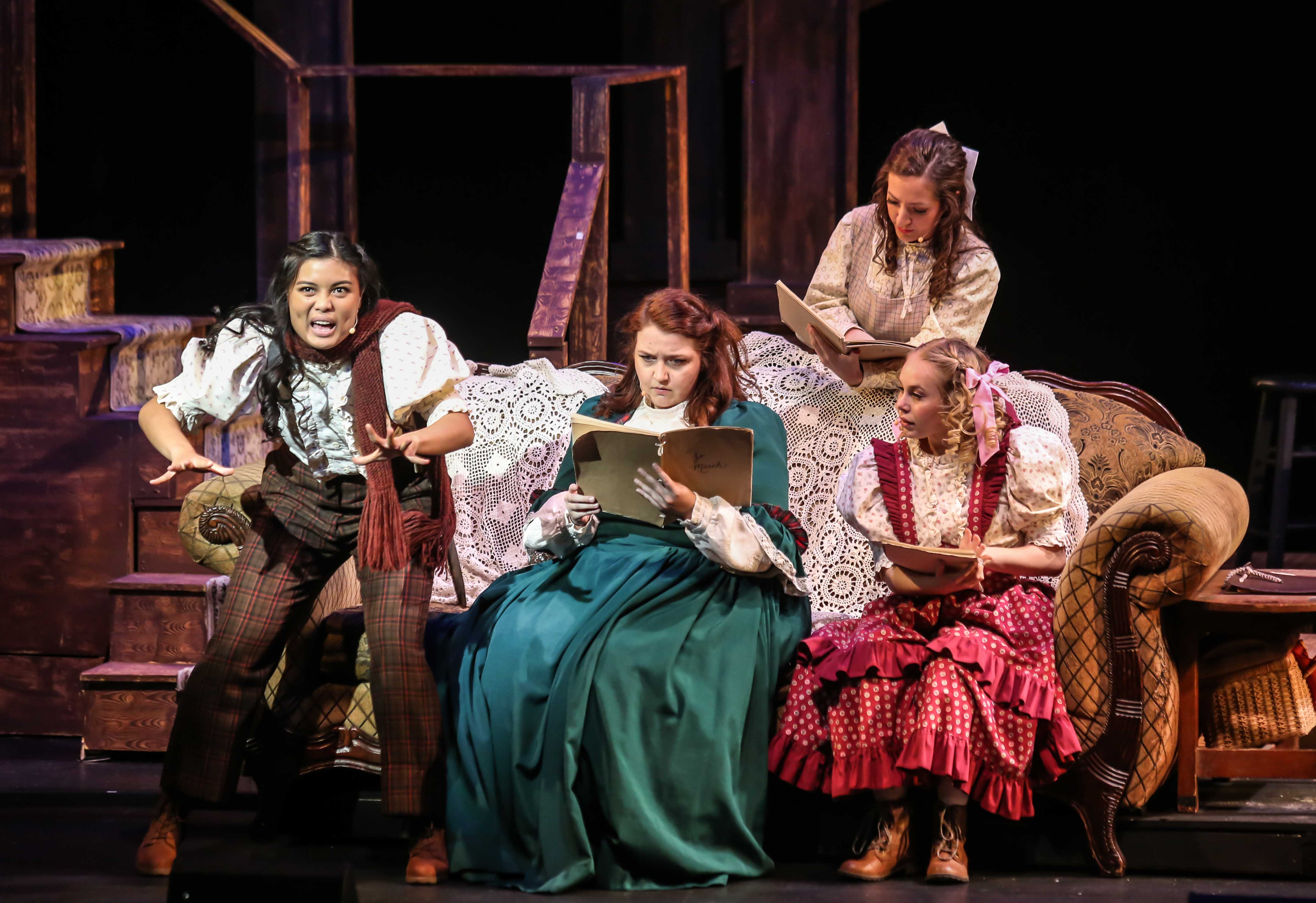 The Company of Little Women