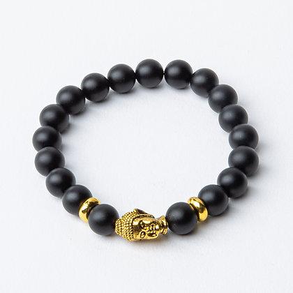 Onyx x Gold Buddha