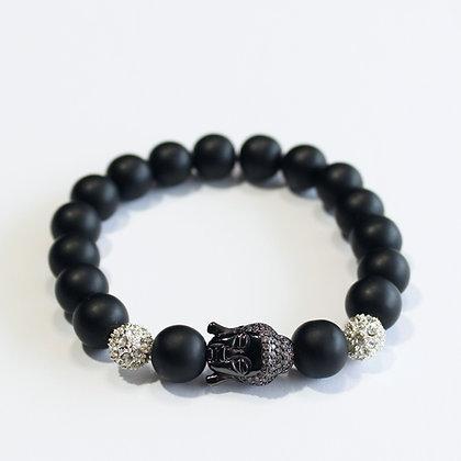 Onyx x Diamond Buddha