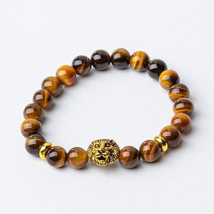 Tiger's Eye x Gold Lion