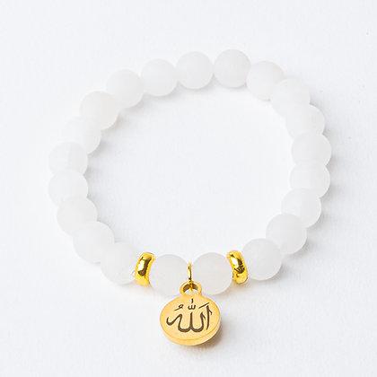White Jade x Gold Allah