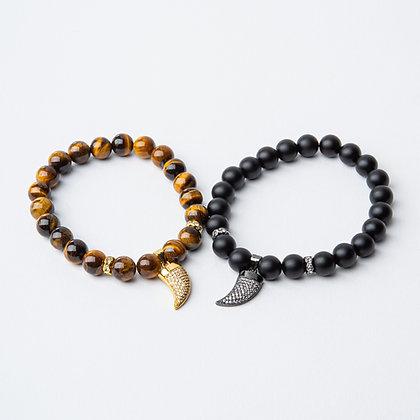 Diamond Kirpan Bracelet
