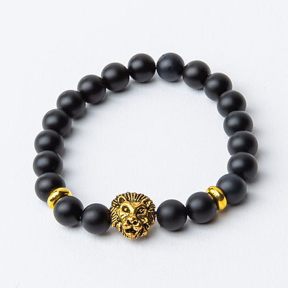 Onyx x Gold Lion