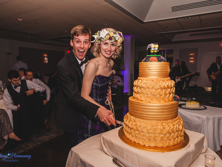Oyster Point Hotel Wedding ::  NJ Wedding Photographer :: Candice & Eric