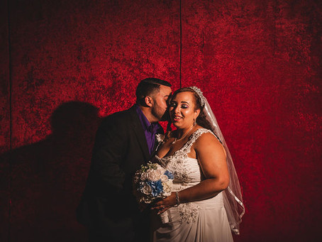 Katherdral Event Center :: New Jersey Wedding Photographer :: Jessica & David