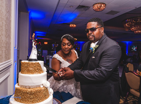 Paris Caterers Wedding Photos by NJ Wedding Photographer :: Janae & Juwan