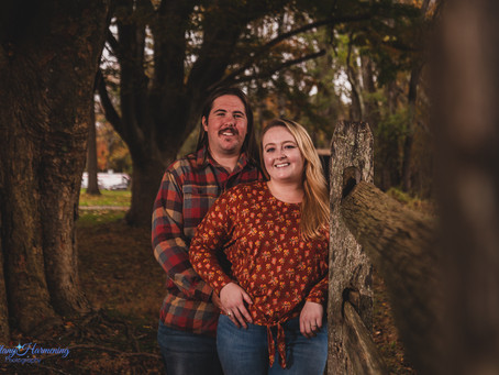 Allaire State Park Engagement :: Taylor and Colin :: NJ Engagement Photographer