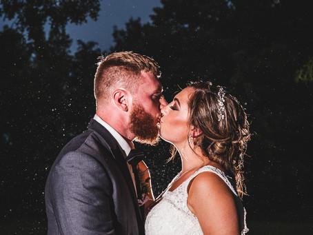 Hamilton COVID-19 Wedding :: NJ Wedding Photographer :: Elizabeth & Bryan