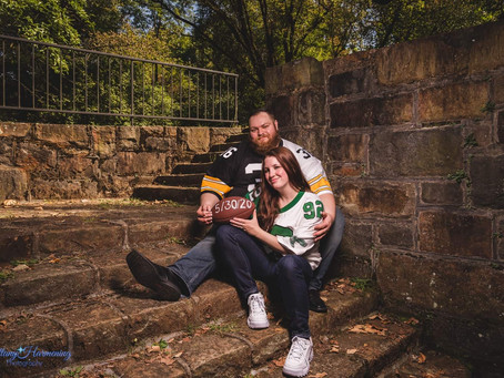 Monocacy Park, Bethlehem Engagement Session