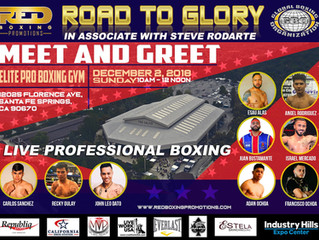 Elite Pro Boxing: Meet and Greet