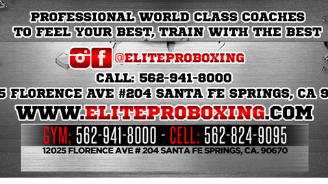 Elite Pro Boxing: New Year Deal of the Month