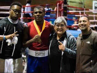 Elite Pro Boxing: Golden Gloves