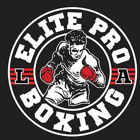 Elite Pro Boxing Logo