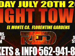 """Elite Pro Boxing: """"Fight Town"""" Live Professional Boxing"""