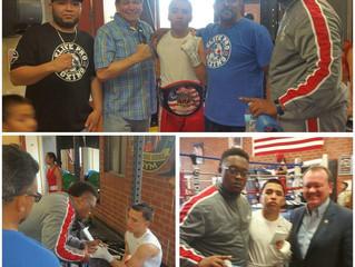 Elite Pro Boxing: Amateur Boxing