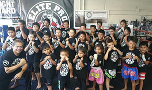 Kids MMA Class