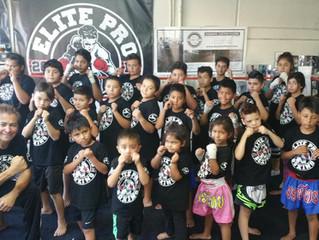 Elite Pro Boxing: Kids MMA