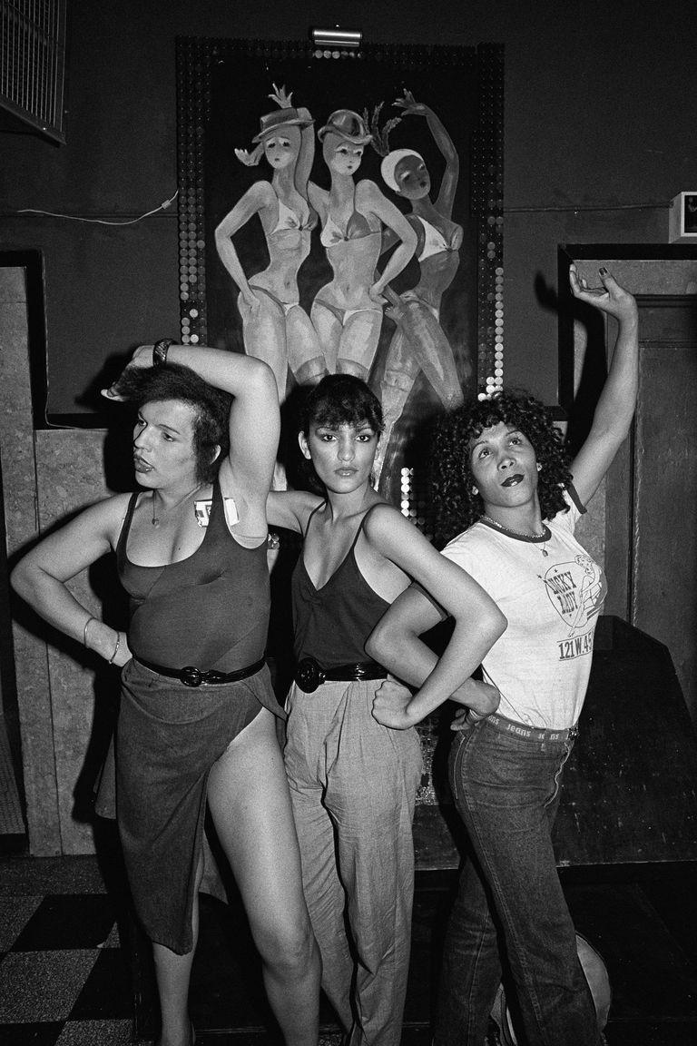 GG'S BARNUM ROOM, 1979