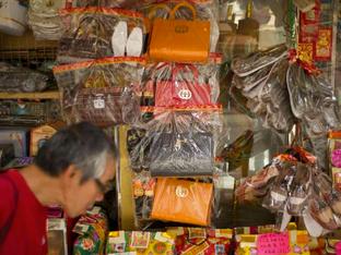 Gucci burns bridges between Hong Kong over fake assumptions