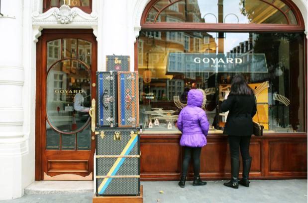 Mount Street, the Lair of Luxury