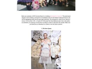 The 10 best Ryan Lo looks! | LOVE magazine