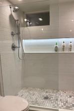 Scandi Shower
