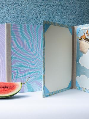 Suminagashi Folio's