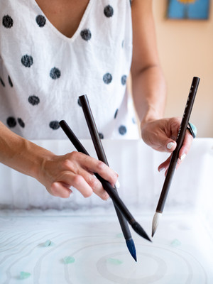 Kyoto Brushes
