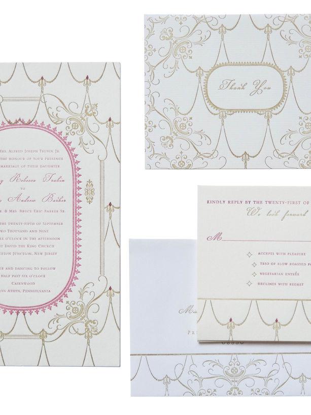 The Royal Wedding Invitation Set