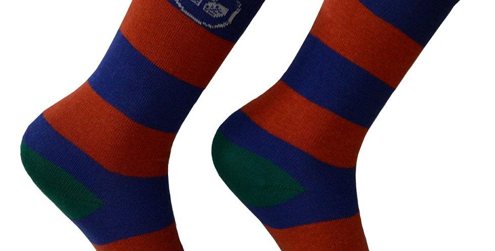 Fundamental Stripes - Red, Blue & Green (Men's)