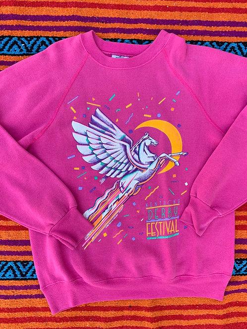 Vintage Lee Kentucky Derb Festival sweatshirt size Large