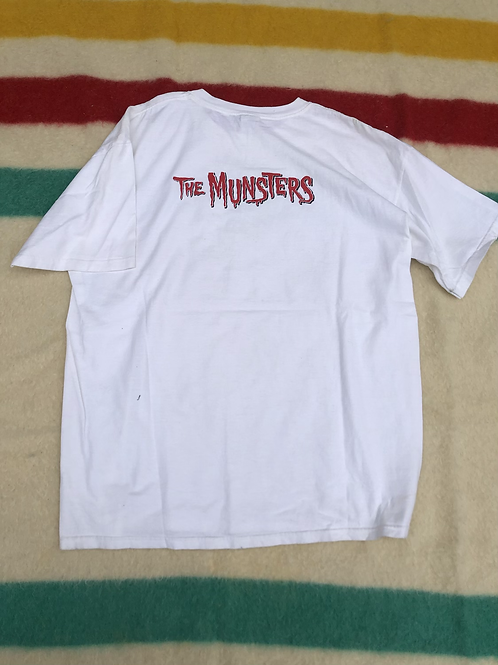 Universal the Munsters promo tee XL