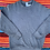 Thumbnail: Vintage faded gray blank sweatshirt size Medium