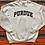 Thumbnail: Vintage Purdue University gray sweatshirt size large