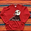 Thumbnail: Vintage University of Louisville Cardinals football red sweatshirt size large
