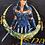 Thumbnail: Vintage 1996 Xena Warrior Princess black t-shirt size large