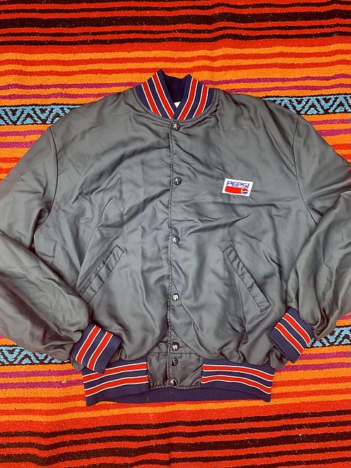 Vintage Pepsi varsity bomber jacket size XL