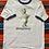 Thumbnail: Vintage Pillsbury Doughboy ringer t-shirt size large