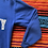 Thumbnail: Vintage University of Kentucky Russell blue sweatshirt size large