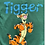 Thumbnail: Vintage Disney Winnie the Pooh Tigger dark green sweatshirt size small